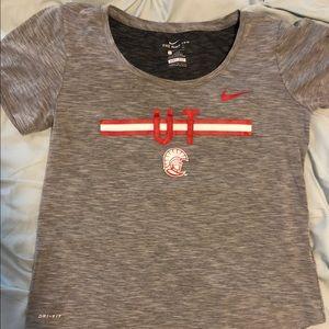 University of Tampa Nike tee shirt